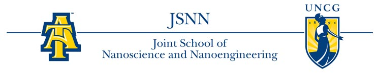 The Joint School of Nanoscience and Nanoengineering