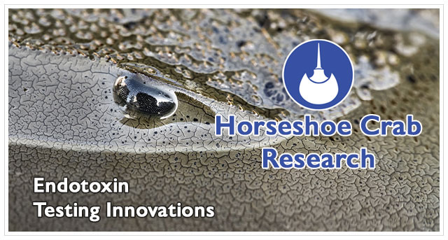 Horseshoe Crab and Endotoxin Testing Innovations